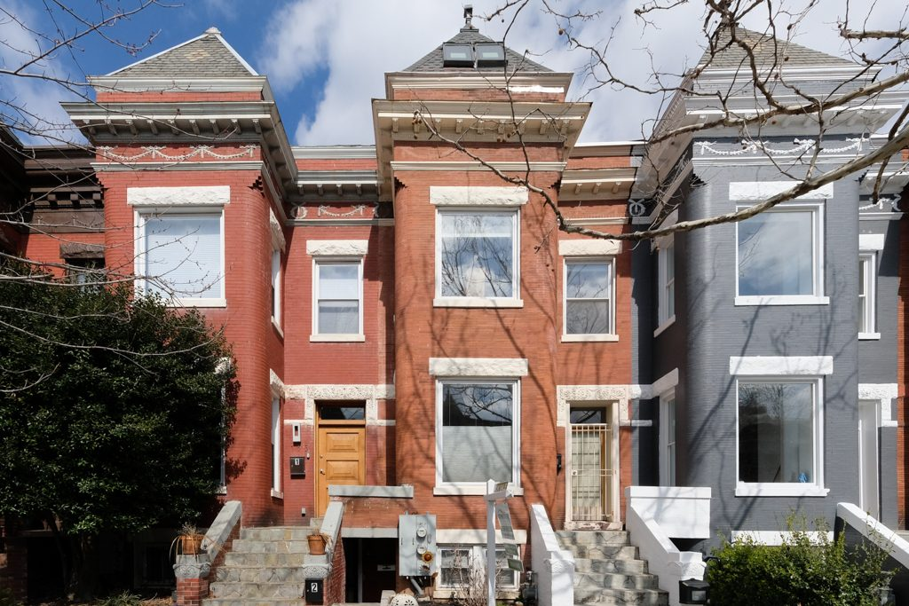 135 S St. NW #2-1