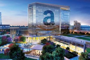 amazon future building in Arlington Va