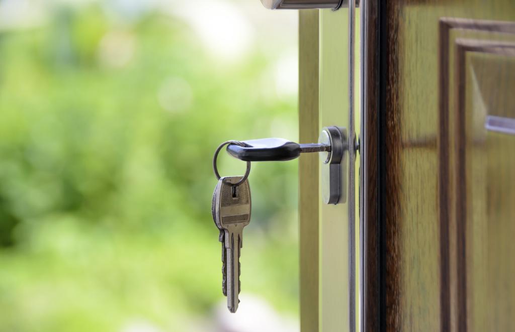 passive income through real estate