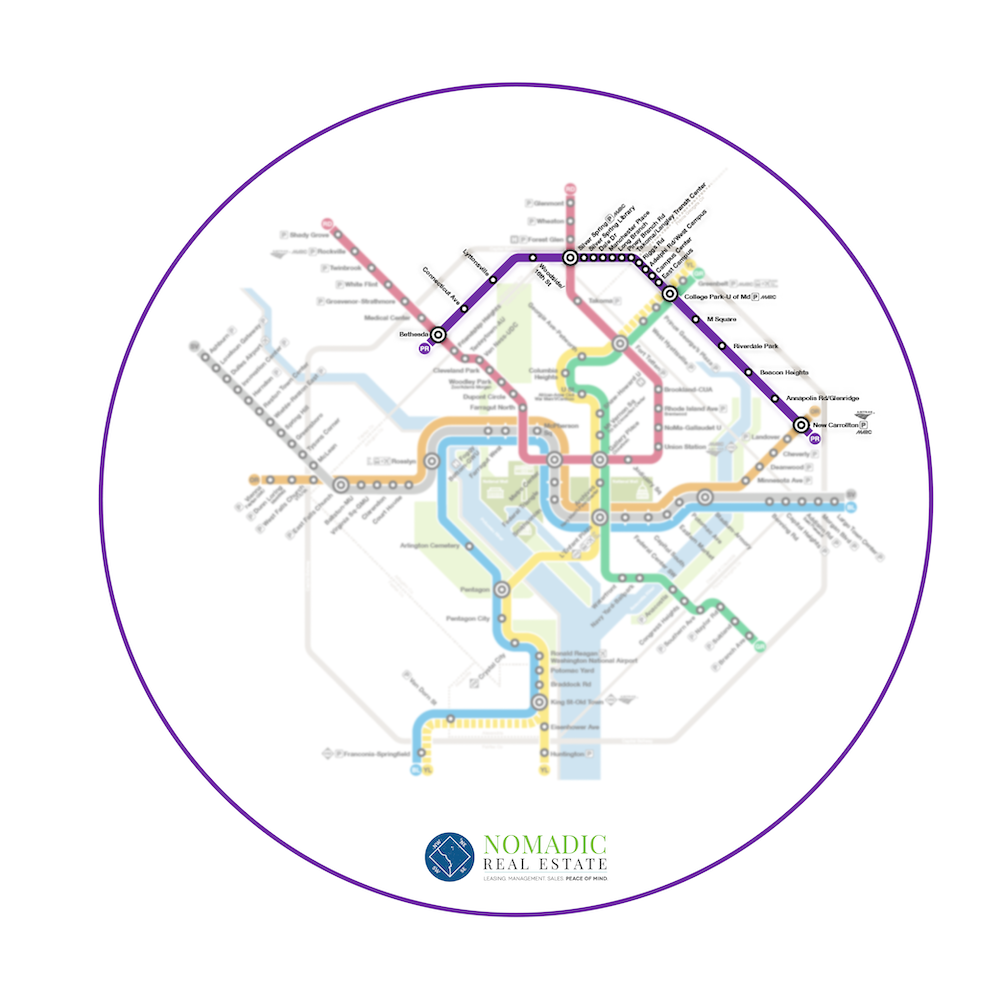 Will the Purple Line Metro Impact the DMV Housing Market? 1