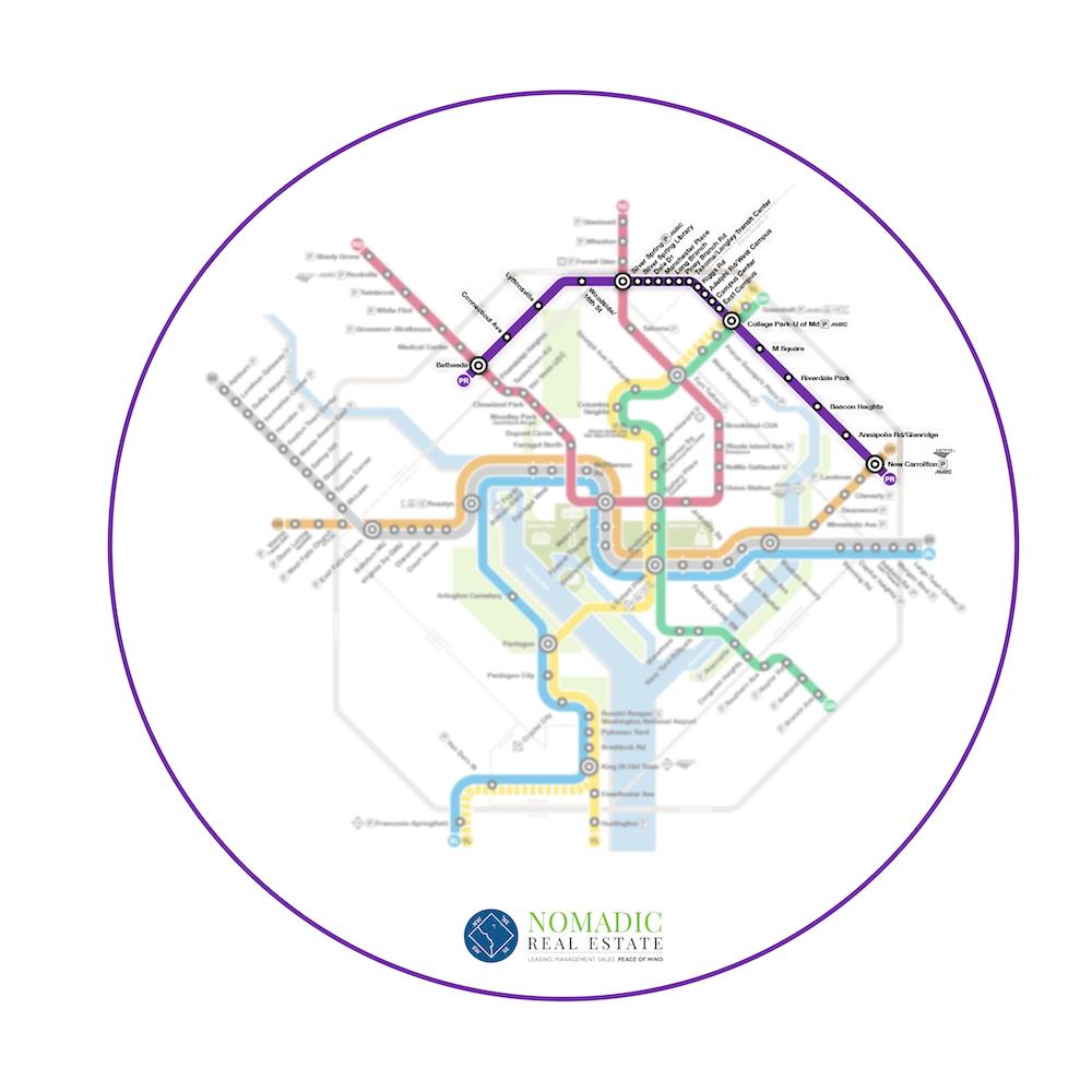 Will the Purple Line Metro Impact the DMV Housing Market? 2