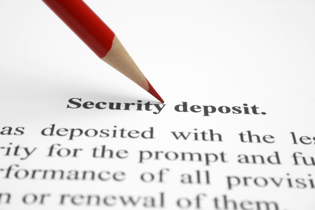 Security Deposit Laws in Washington, DC
