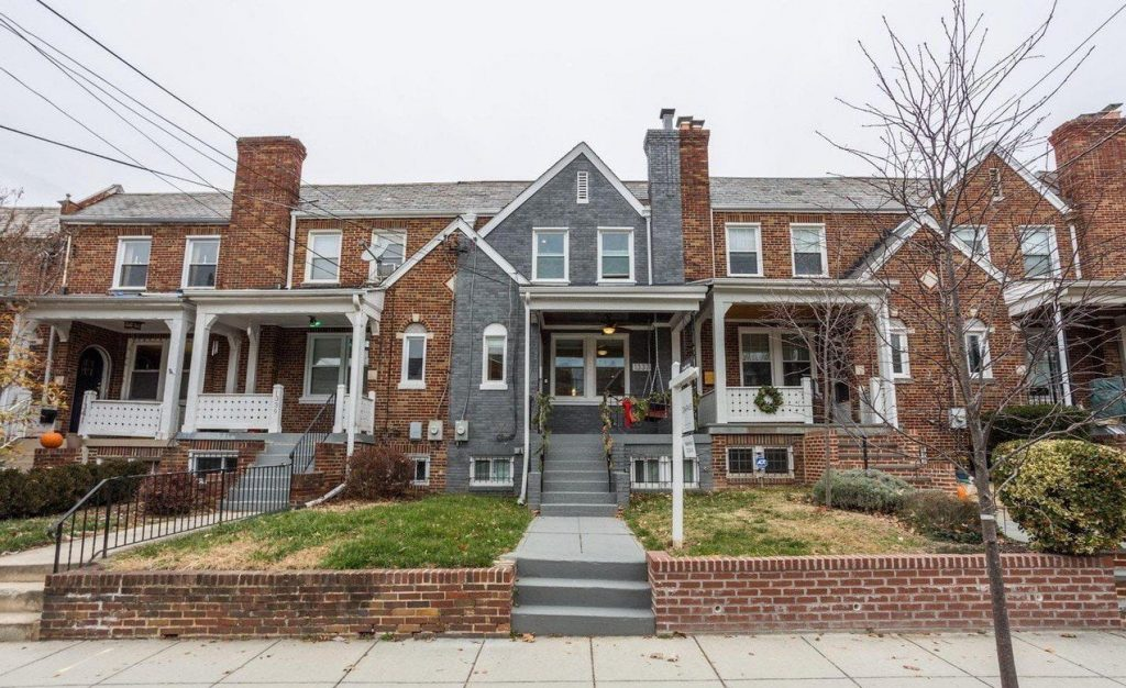 The Takoma neighborhood is one of the affordable neighborhoods in DC