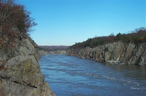 Mather Gorge near Great Falls VA