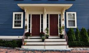 multi-family home duplex