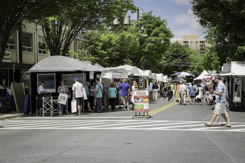 Bazaar Event in Bethesda M.D.