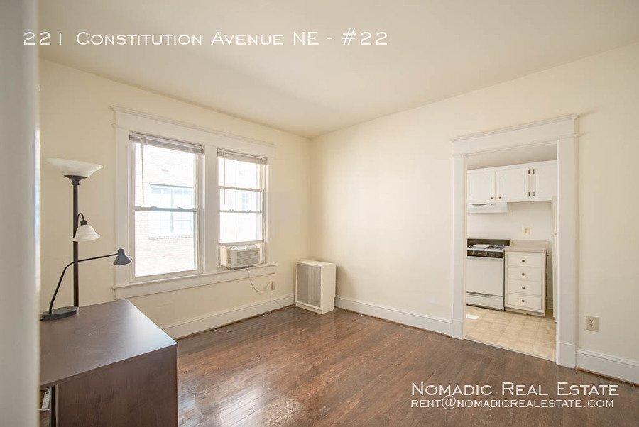 221 Constitution Ave NE #22 Washington, DC