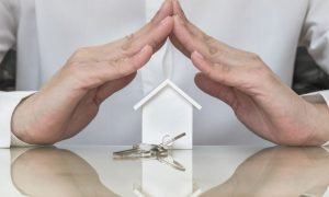 Absentee landlord protects a property